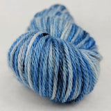 Owl Post 100g Speckled Handpaint skein, Ringmaster, ready to ship