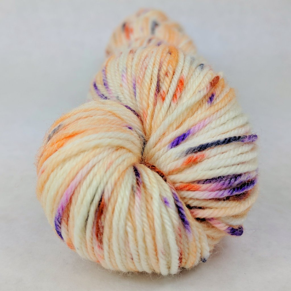Bewitched 100g Speckled Handpaint skein, Divine, ready to ship