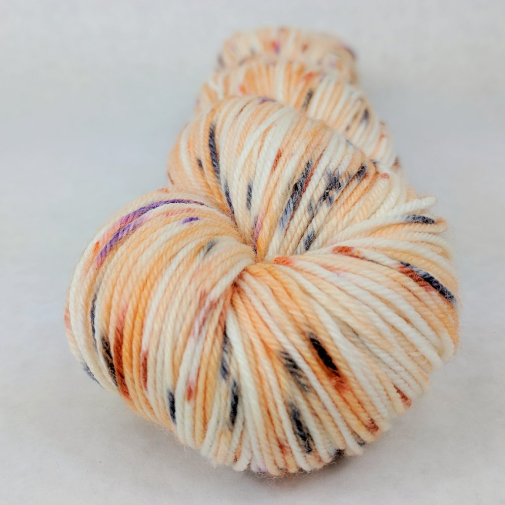 Bewitched 100g Speckled Handpaint skein, Greatest of Ease, ready to ship