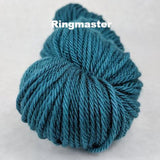 Late Night Blues Kettle-Dyed Semi-Solid skeins, dyed to order