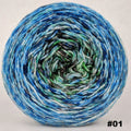 Knitcircus Yarns: The Wood Between the Worlds 150g Impressionist Gradient, Parasol, choose your cake, ready to ship yarn