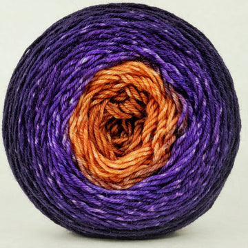 Knitcircus Yarns: Bewitched 150g Panoramic Gradient, Divine, ready to ship yarn