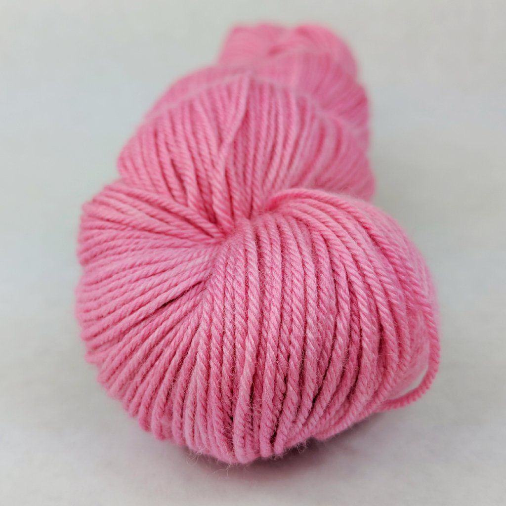 C'est La Vie 100g Kettle-Dyed Semi-Solid skein, Parasol, ready to ship