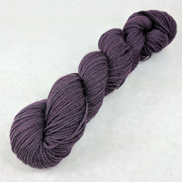 Knitcircus Yarns: Paris Twilight 100g Kettle-Dyed Semi-Solid skein, Divine, ready to ship yarn - SALE