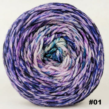 Knitcircus Yarns: The Knit Sky 150g Impressionist Gradient, Ringmaster, choose your cake, ready to ship yarn