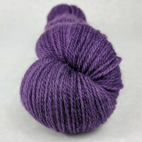 The Sensible Ms. Dashwood 100g Kettle-Dyed Semi-Solid skein, Corriedale, ready to ship