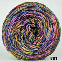 Knitcircus Yarns: Big Top Birthday 100g Abstract, Divine, choose your cake, ready to ship yarn