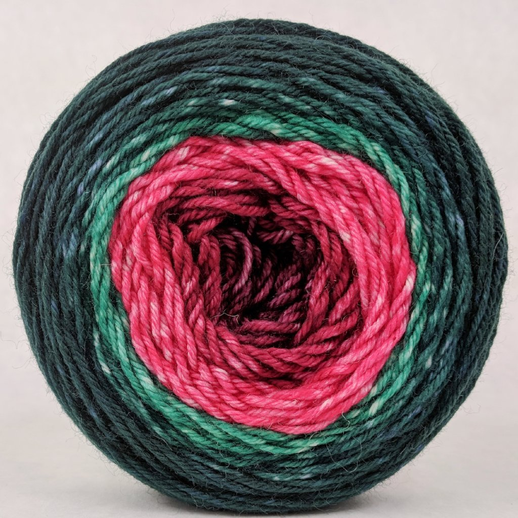 Deck The Halls 100g Panoramic Gradient, Divine, ready to ship