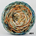 Knitcircus Yarns: Country Roads 100g Impressionist Gradient, Divine, choose your cake, ready to ship yarn
