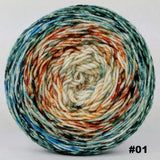 Country Roads 100g Impressionist Gradient, Greatest of Ease, choose your cake, ready to ship