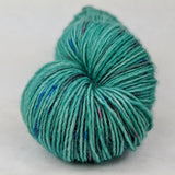 What Kind of Bird Are You? 100g Speckled Handpaint skein, Spectacular, ready to ship