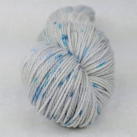 Knitcircus Yarns: Whiskers On Kittens 100g Speckled Handpaint skein, Opulence, ready to ship yarn