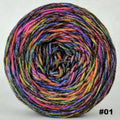 Knitcircus Yarns: Big Top Birthday 150g Abstract, Divine, choose your cake, ready to ship yarn