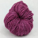 Knitcircus Yarns: Wine O'Clock 100g Kettle-Dyed Semi-Solid skein, Spectacular, ready to ship yarn - SALE