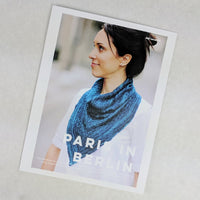 Pattern - Paris in Berlin, by Joji Locatelli, ready to ship - SALE