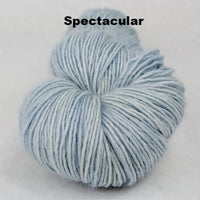 Knitcircus Yarns: Cottage By The Sea Kettle-Dyed Semi-Solid skeins, dyed to order yarn