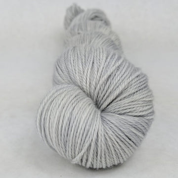 Knitcircus Yarns: Silver Lining 100g Kettle-Dyed Semi-Solid skein, Opulence, ready to ship yarn