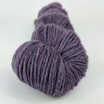 Knitcircus Yarns: Paris Twilight 50g Kettle-Dyed Semi-Solid skein, Greatest of Ease, ready to ship yarn - SALE