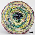 Knitcircus Yarns: Free as a Bird 100g Modernist, Greatest of Ease, choose your cake, ready to ship yarn