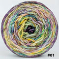 Knitcircus Yarns: Free as a Bird 150g Modernist, Ringmaster, choose your cake, ready to ship yarn