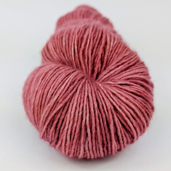 Knitcircus Yarns: Tuscan Rooftops 100g Kettle-Dyed Semi-Solid skein, Spectacular, ready to ship yarn - SALE