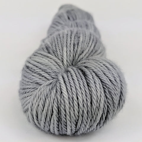 Chimney Sweep 100g Kettle-Dyed Semi-Solid skein, Ringmaster, ready to ship
