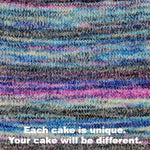 Knitcircus Yarns: Night of a Thousand Stars 100g Modernist, Divine, choose your cake, ready to ship yarn