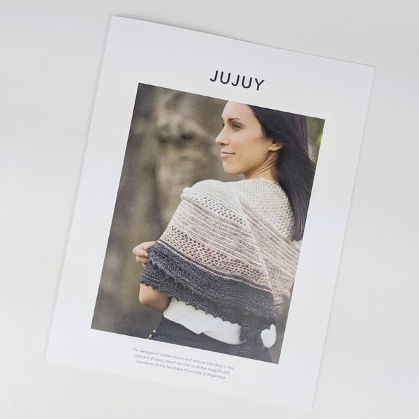 Pattern - Jujuy, by Joji Locatelli, ready to ship