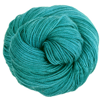 Knitcircus Yarns: Leapfrog 100g Kettle-Dyed Semi-Solid skein, Opulence, ready to ship yarn