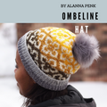 Ombeline Hat Yarn Pack, pattern not included, dyed to order