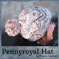 Pennyroyal Hat Yarn Pack, pattern not included, ready to ship