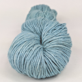 Knitcircus Yarns: Blue Agave 100g Kettle-Dyed Semi-Solid skein, Sensational Silk, ready to ship yarn