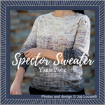 Spector Sweater Kit, dyed to order