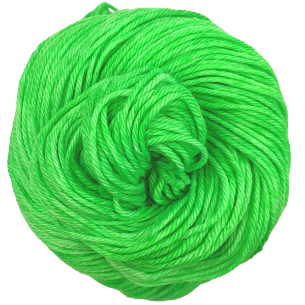 Knitcircus Yarns: Backstage Pass 100g Kettle-Dyed Semi-Solid skein, Ringmaster, ready to ship yarn
