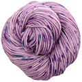 Knitcircus Yarns: The Knit Sky 100g Speckled Handpaint skein, Divine, ready to ship yarn
