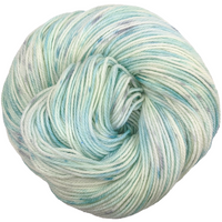 Knitcircus Yarns: Believe in Miracles 100g Speckled Handpaint skein, Opulence, ready to ship yarn
