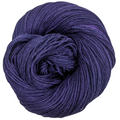 Knitcircus Yarns: Midnight Moon 100g Kettle-Dyed Semi-Solid skein, Flying Trapeze, ready to ship yarn