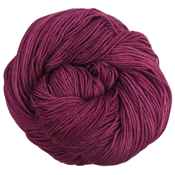 Knitcircus Yarns: Wine O'Clock 100g Kettle-Dyed Semi-Solid skein, Greatest of Ease, ready to ship yarn