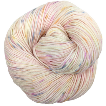 Knitcircus Yarns: Fly Little Bird 100g Speckled Handpaint skein, Greatest of Ease, ready to ship yarn