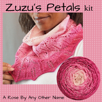 Zuzu's Petals Cowl Kit, dyed to order