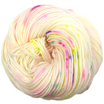 Knitcircus Yarns: Wild Child 100g Speckled Handpaint skein, Divine, ready to ship yarn