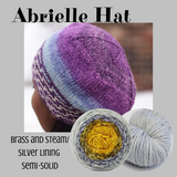 Abrielle Hat Kit, ready to ship