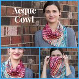 Pattern - Aeque, by Hilary Smith Callis, ready to ship