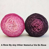 Knitcircus Yarns: Chromatic Pair Sets, Greatest of Ease, choose your color and size, ready to ship yarn