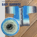 Baby Surprise Jacket Kit, dyed to order
