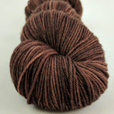She's My Brown-Eyed Girl Kettle-Dyed Semi-Solid skeins, dyed to order