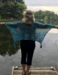 Pattern - Digital Download of Chainring Shawl by Chit Chat Knits
