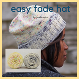 Easy Fade Hat Kit, ready to ship