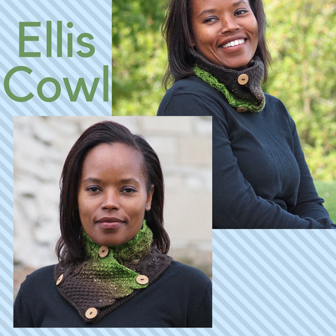 Ellis Cowl Kit, dyed to order