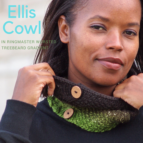 Ellis Cowl Kit, ready to ship
